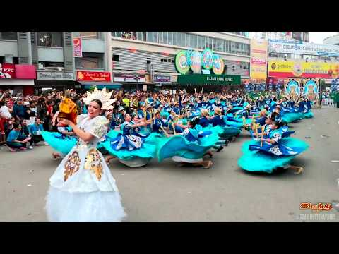 TALISAY CITY - SINULOG 2019 GRAND PARADE 3rd place (SB)