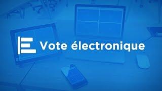 StudiUM UdeM - Vote électronique (E-Voting)