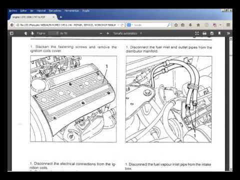 Alfa Romeo 145  146 - Workshop, Service, Repair Manual - YouTube
