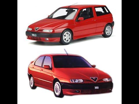 Alfa Romeo 145  146 - Workshop, Service, Repair Manual - YouTube