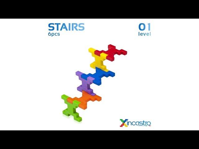 INCASTRO | Level 1 | Stairs