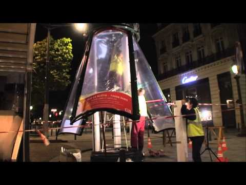 JCDecaux France : Innovate for Coca-Cola