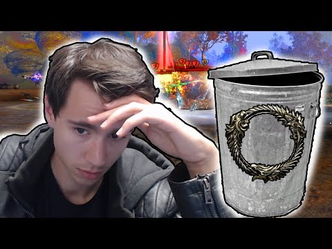 ESO RUINED EVERYTHING (Elder Scrolls Online Patch Notes)