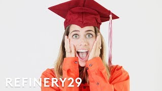 13 Things I Wish I Knew Before College | Lucie Vlogs | Refinery29