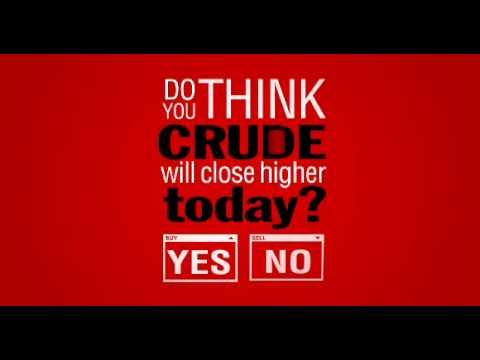 crude oil binary options