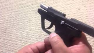 Taurus TCP .380 PT738 problems issues feeding ejecting