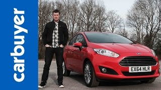 Ford Fiesta In-Depth Review - Carbuyer