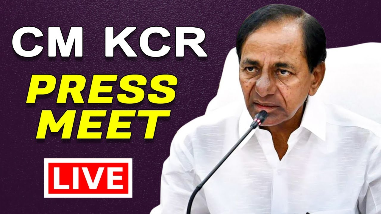 KCR Announces Shops Can Open In Hyderabad. Buses Will Run.