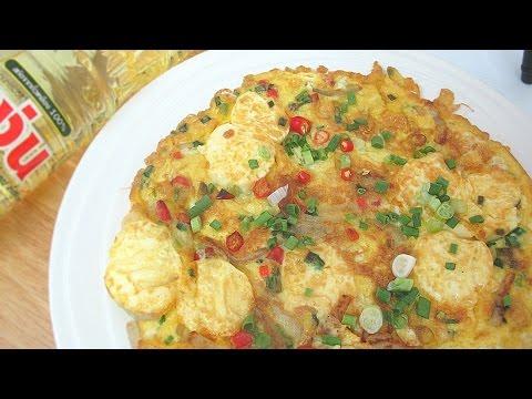 ไข่เจียวเต้าหู้ไข่ By สร้างสรรค์เมนูไข่ - YouTube