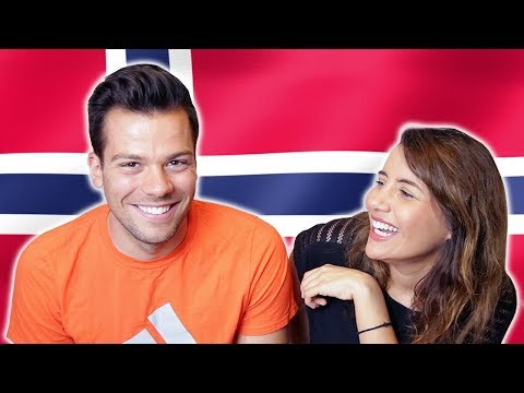 Questions for Norwegians 👀🇳🇴 | What do Brits think of Norway? 🇬🇧