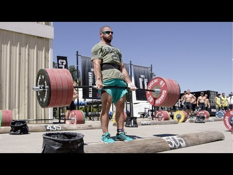 Can Anyone Challenge Mathew Fraser?