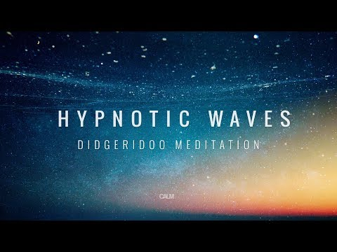 Didgeridoo Hypnotic Waves - Shamanic Meditation Crystal Bowls | Calm