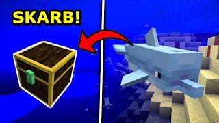 Jeż Na Ferajnie 4- DAŁEM DELFINOWI RYBĘ! Nie uwierzysz co się stało!   Minecraft Tritsus