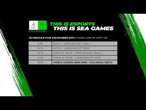 Stream: R Λ Z Ξ R - [LIVE] Esports @ SEA Games 2019 – Day 4 Playoffs