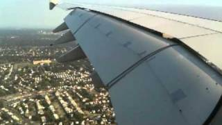 AIR FRANCE A380-800 HARD LANDING AT JFK