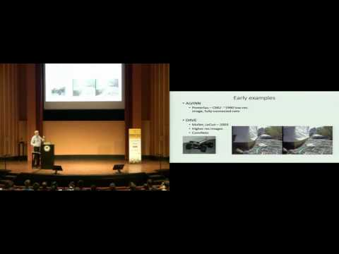 John Leonard (MIT), Larry Jackel (nVidia) - End to End Learning for Self-Driving Cars [RSS WS]