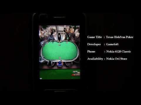 Nokia Ovi - Texas HoldEm Poker