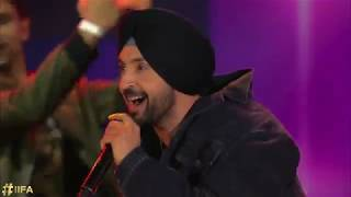 Diljit Dosanjh's performance at the IIFA Rocks 2017