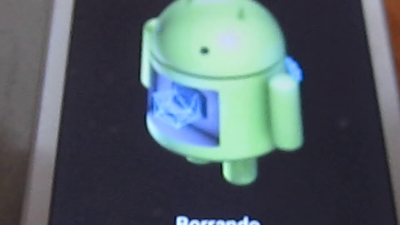 Restablecer De Fabrica Un Movil Chino Y Poner Nuestro Idioma Youtube Mito A850 Android Jellybean