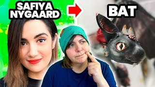 TURNING YOUTUBERS INTO THE MONSTERS THEY ARE - Safiya Nygaard