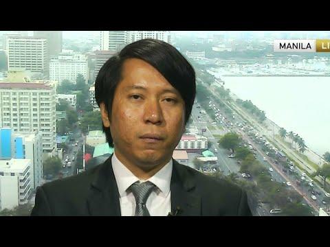 Lucio Blanco Pitlo III discusses the economic ties between China, Philippines