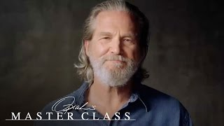 Why Jeff Bridges Almost Walked Away from Acting | Oprah's Master Class | Oprah Winfrey Network