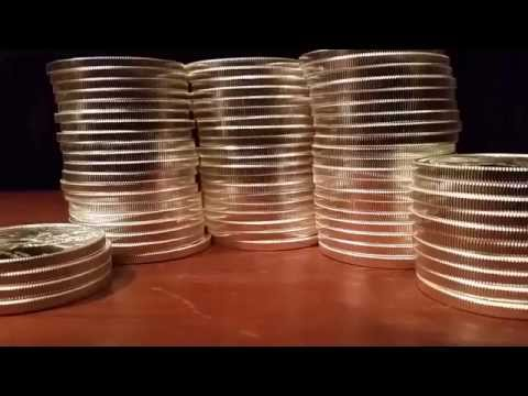 Silver To Gold Ratio. What It Is And How It Affects My Stack.