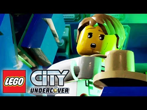 LEGO City Undercover #23 — Полицейский Участок на 100% {PS4} прохождение часть 23