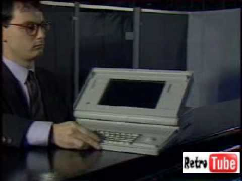 Presentation Apple Mac portable