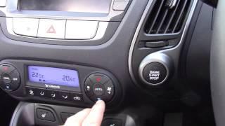 Wessex Garages Ex Demo Hyundai IX35 Premium Panorama CA15PDK Penarth Road Cardiff
