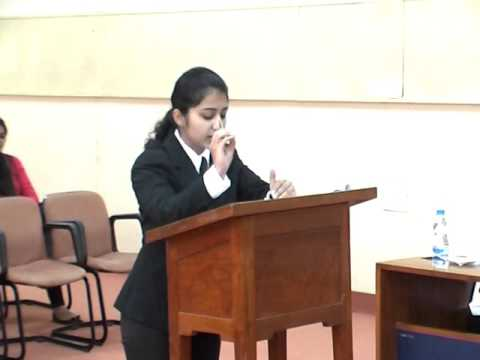 National Moot COurt Proceedings