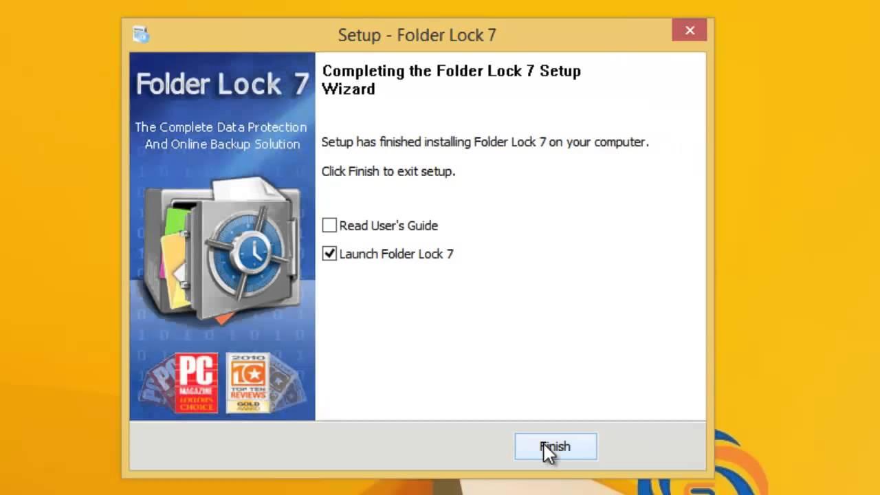 Đặt mật khẩu cho Folder, khóa folder bằng mật khẩu