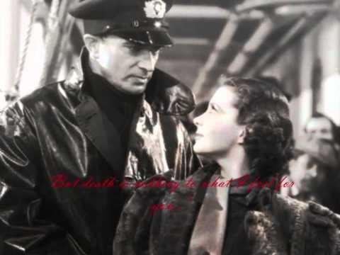 Download A tribute to Vivien Leigh and Conrad Veidt in Dark Journey (1937)