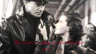 A tribute to Vivien Leigh and Conrad Veidt in Dark Journey (1937)