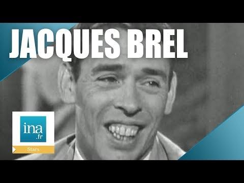 Jacques Brel, les femmes et l'amitié - Archive INA