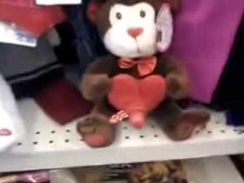 Valentine's Day Singing Bears
