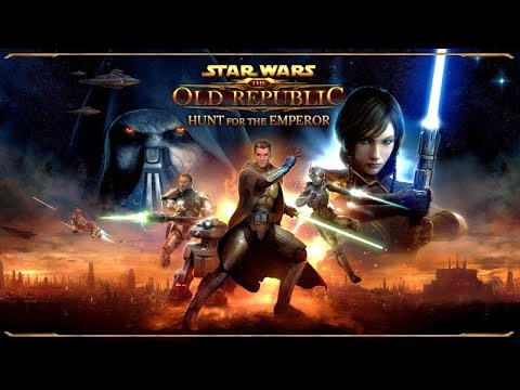 STAR WARS: The Old Republic – The Movie – Episode I: Hunt For The Emperor 【Jedi Knight Storyline】