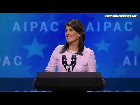 Discurso de Nikki Haley en AIPAC 2018