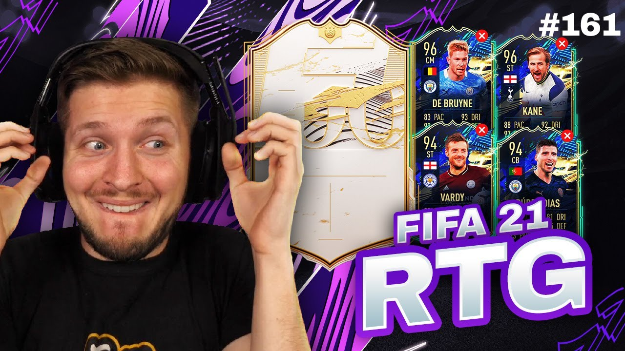 I PUT ALL MY PL TOTS PROFIT INTO ONE BRUTAL CARD... FIFA 21 ULTIMATE TEAM