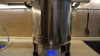Пивоварня своими руками Заключительная часть Тест варка