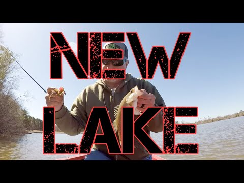 How To Fish A New Lake