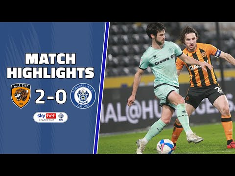 Hull Rochdale Goals And Highlights