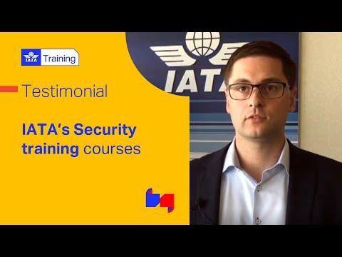 IATA Training | Security training courses