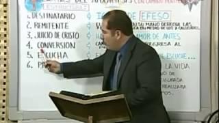 El Apocalipsis capitulo 1 al 3,  parte 1 (estudio bíblico católico)
