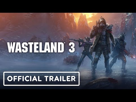 Wasteland 3: Factions of Colorado - Official Trailer   Summer of Gaming 2020