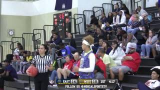 ALL NORCAL GAMES Girls High School East vs West All-Star Game LIVE 4/2/17 thumbnail