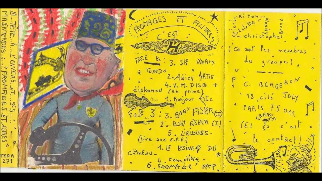 La Tête à L Envers Et Ses Malentendus Bonjour Eric C 1989
