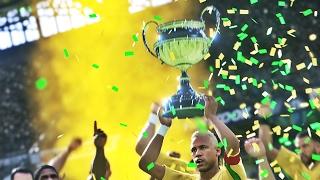 Матч Уругвай - Бразилия в PES 2017