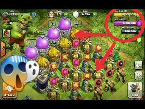 New Tricks to Find Dead Base| Clash of Clan Winter Update |December 2017.