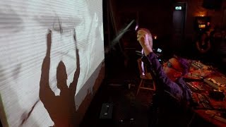 RICHARD CROW LIVE @CAFE OTO 16/7/15 (2)